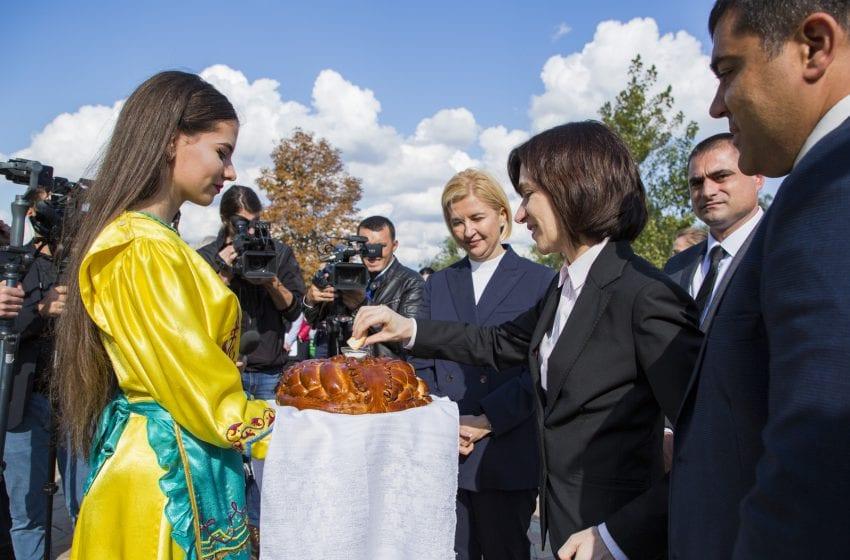 Maia Sandu a primit mai multe voturi din stânga Nistrului decât din Găgăuzia. Cum au votat unitățile administrative