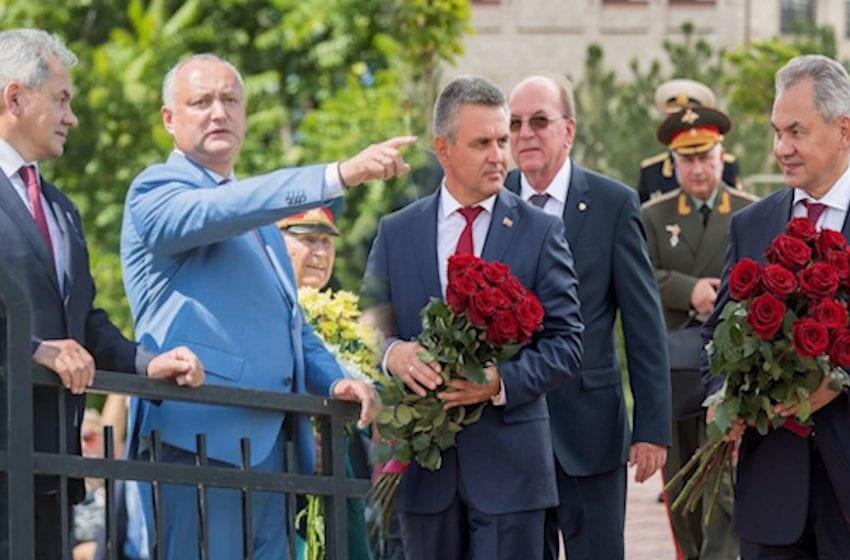 VIDEO: Dodon, despre retragerea armatei ruse de ocupație: Practic, nici nu au armata acolo, sunt câțiva ofițeri care păzesc depozitele