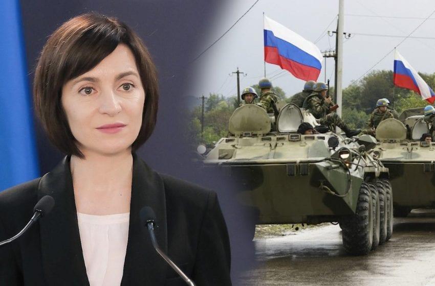 Retragerea trupelor ruse și lupta cu contrabanda – soluțiile Maiei Sandu la rezolvarea conflictului transnistrean