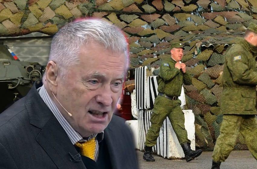 VIDEO. Cât armament este la Cobasna? Jirinovski: Cât pentru un Al Treilea Război Mondial