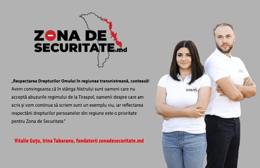 Echipa Zona de Securitate este pentru respectarea Drepturilor Omului