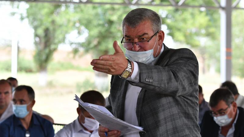 Preşedintele raionului Dubăsari, din partea PSRM, suspendat din funcție