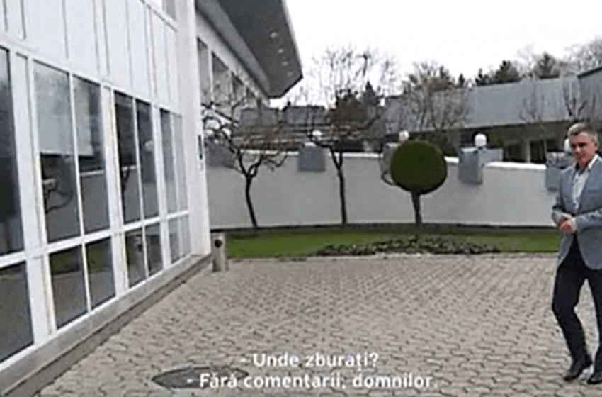 VIDEO. Krasnoselski a zburat la Moscova prin zona VIP a aeroportului de la Chișinău