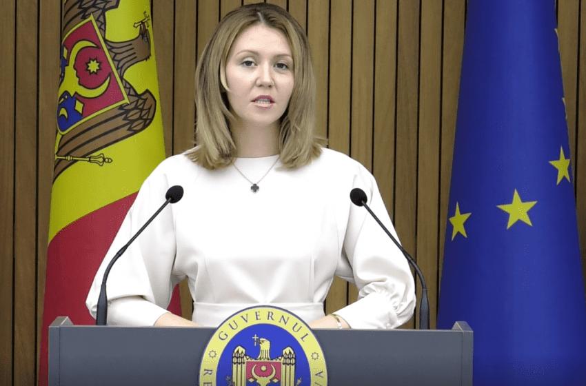 VIDEO. Olga Cebotari a facut bilanțul anului 2020: Fără presă, nimic despre persoanele răpite, scoaterea posturilor ilegale sau blocajele de la CUC