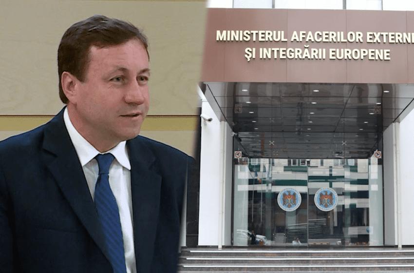 Munteanu acuză MAEIE de sabotaj în favoarea Tiraspolului. Cum justifică Externele cerea către Kiev de a admite maşini cu numere transnistrene