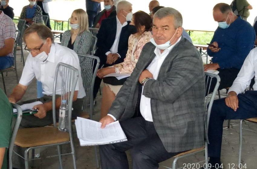 """Un nou denunț la Procuratura Generală pe numele lui Filipov. """"După suspendare utilizează în continuare bunurile publice"""""""
