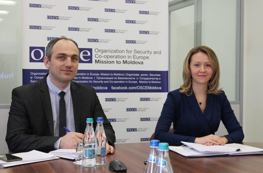 Cebotari a avut o discuție cu Ignatiev. Biroul anunță că reprezentantul Special al OSCE va veni în Moldova