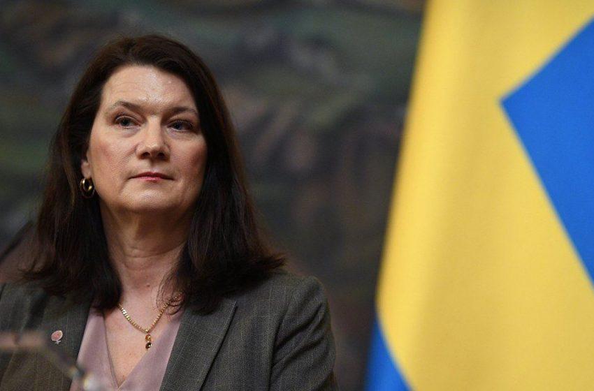 LIVE. Președinta în exercițiu a OSCE, Ann Linde, susține un briefing de presă la plecare din Republica Moldova