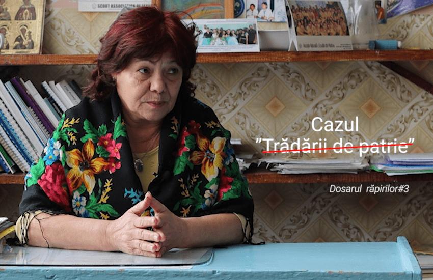 VIDEO. Adrian Glijin, răpit pe 7 octombrie 2020, continuă să fie deținut ilegal la Tiraspol