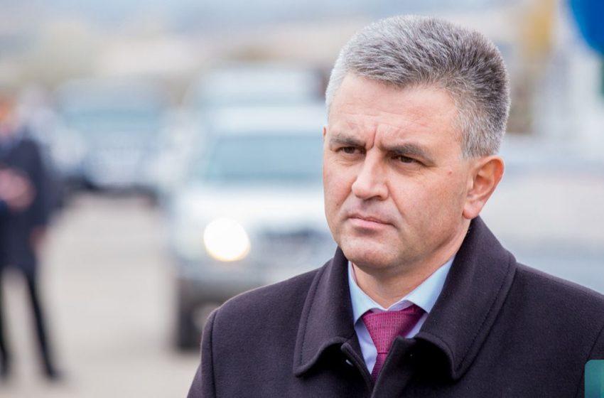 După încercarea de a ascunde de unde va veni vaccinul în stânga Nistrului,  Krasnoselski vine cu mulțumiri către România