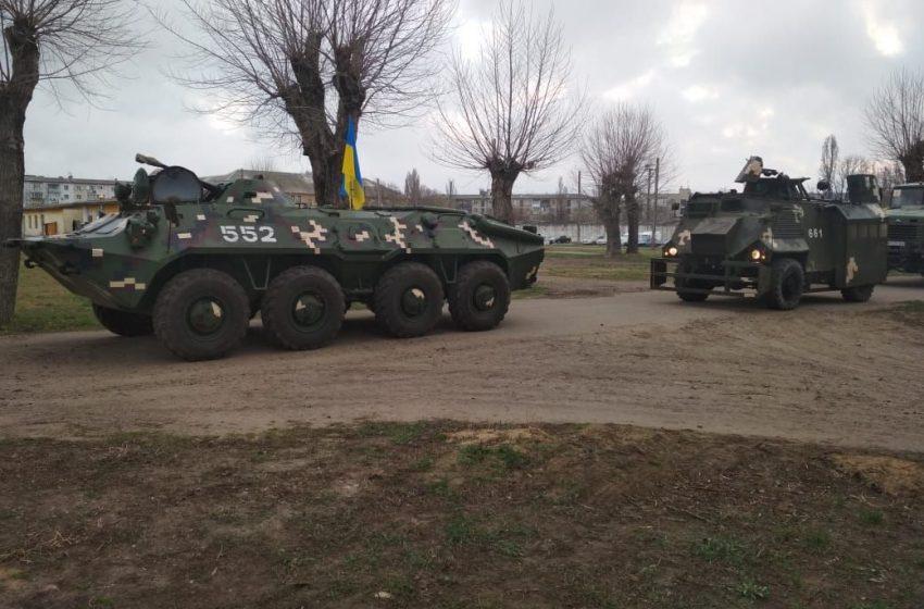 VIDEO. Ucraina trimite trupe suplimentare la granița cu Moldova. Măsurile vin în contextul intensificării manevrelor militare la Tiraspol