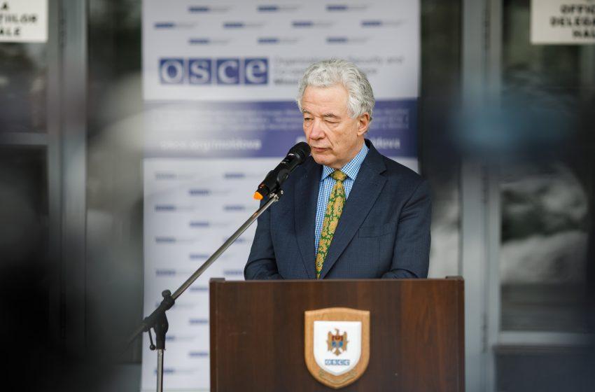 LIVE. Thomas Mayr-Harting susține un briefing, după discuțiile cu Chișinăul și Tiraspolul