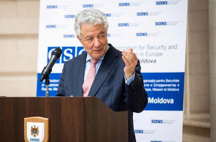 Thomas Mayr-Harting, despre cazul tragic de la Răscăieți și cumpărarea votanților din regiunea transnistreană