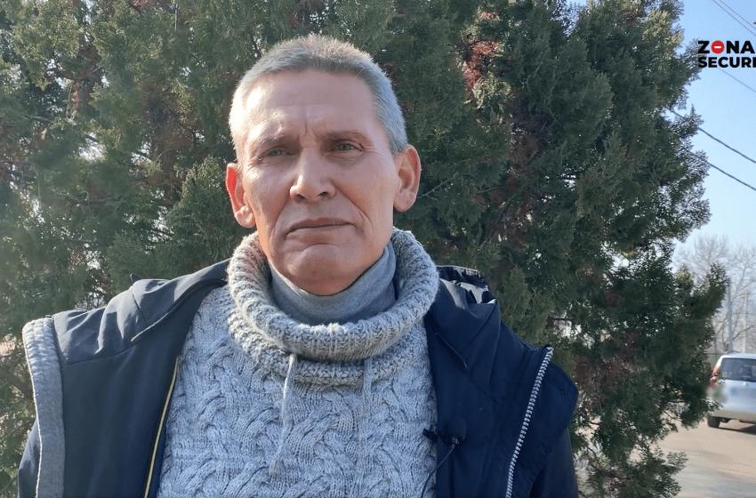 """Fostului Primar de Corjova, Valeriu Mițul, i s-a interzis aflarea în propria localitate. """"Eu ce să fac dacă vor veni noaptea să mă ia?"""""""