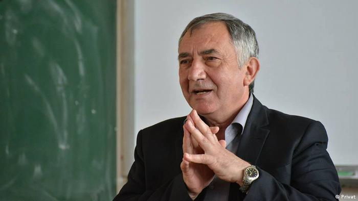 """Directorul liceului din Tiraspol, eliberat din funcție. """"M-am dedicat în întregime acestei școli"""""""