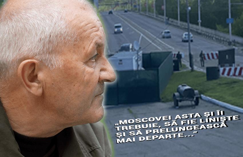 VIDEO. Un locuitor al orașului Tighina a fost nevoit să fugă din regiune, fiind învinuit că a criticat Misiunea de Pacificare