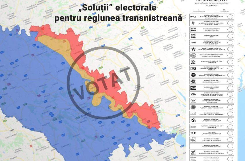 Голосуй, будучи информированным. Что обещают 23 кандидата избирателям из приднестровского региона