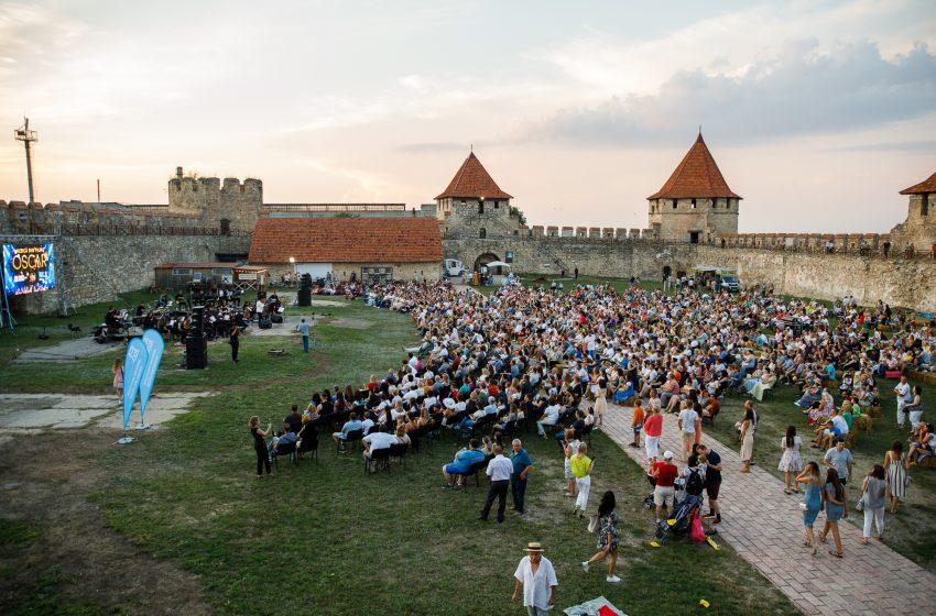 Cetatea Tighina – scena unui concert organizat de Uniunea Europeană. Se vrea dezvoltarea obiectivului turistic