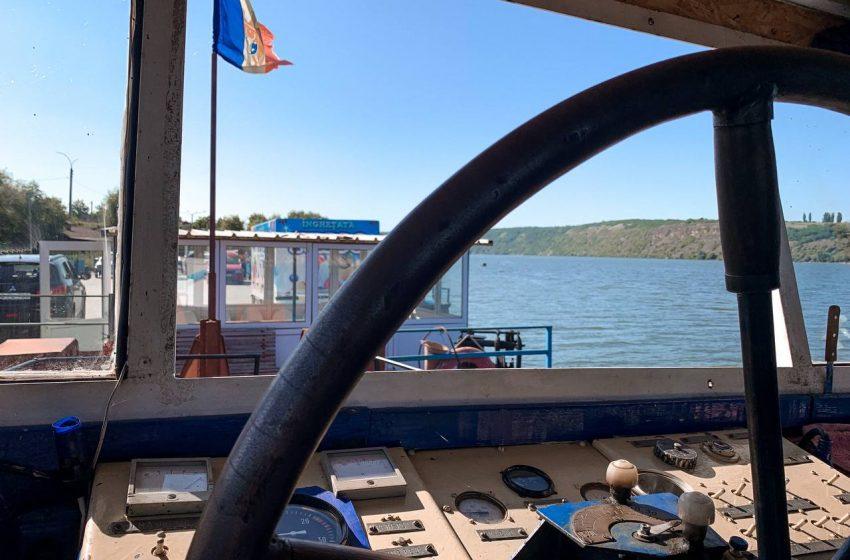 VIDEO. Împingătorul fluvial de la Molovata – schimbări spre bine și speranțe de a reînnoi mica flotă