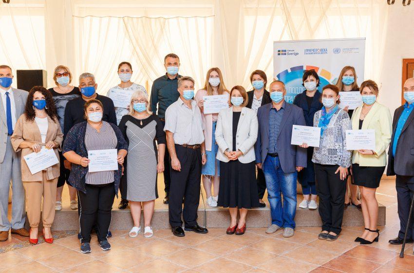 Drepturile omului din regiunea transnistreană, susținute de Uniunea Europeană. Sunt oferite peste 85 de mii de dolari