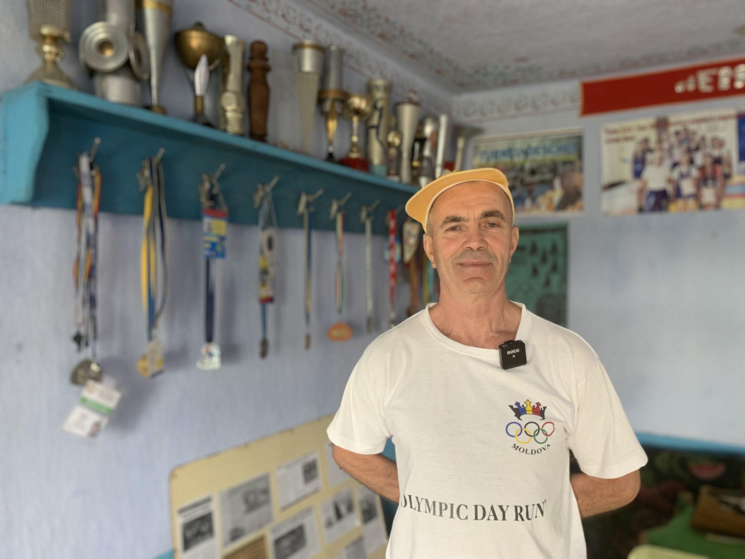 Iurie Coica campion