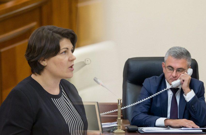 Discuție telefonică Chișinău – Tiraspol. Ce nu ne-a spus Gavriliță, dar a avut grijă să menționeze Krasnoselski